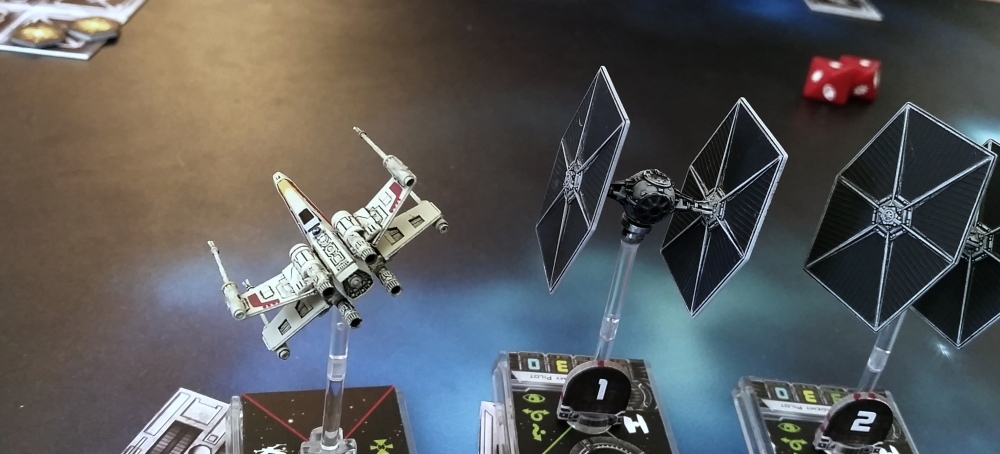 Magnets X-Wing Heroes of the Aturi Cluster Miners Strike containers