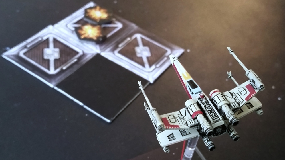 X-Wing Heroes of the Aturi Cluster Miners Strike